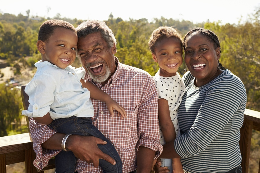 Family that received help from a Estate Administration Attorney